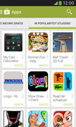 Samsung S7580 Galaxy Trend Plus - apps - app store gebruiken - stap 14