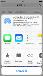 Apple iPhone SE (iOS 9) - internet - hoe te internetten - stap 5