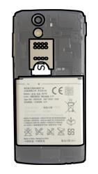 Sony Ericsson Xperia Ray mit OS 4 ICS - SIM-Karte - Einlegen - Schritt 5