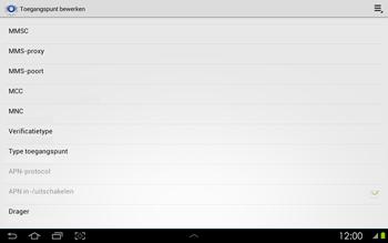 Samsung P5100 Galaxy Tab 2 10-1 - Internet - buitenland - Stap 12