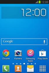 Samsung Galaxy Fame Lite - Internet und Datenroaming - Manuelle Konfiguration - Schritt 1