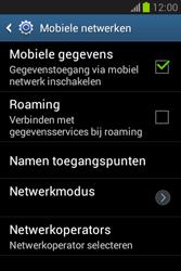 Samsung S6790 Galaxy Fame Lite - internet - data uitzetten - stap 6