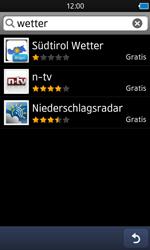 Samsung Wave 3 - Apps - Herunterladen - 1 / 1