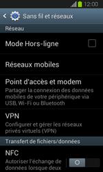 Samsung I8730 Galaxy Express - Internet - Configuration manuelle - Étape 5
