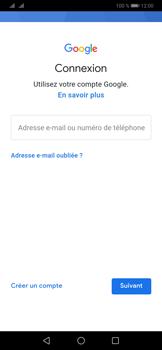 Huawei P30 - Applications - Créer un compte - Étape 4