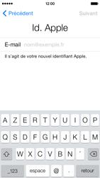 Apple iPhone 5 - Premiers pas - Créer un compte - Étape 15
