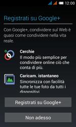 Alcatel One Touch Pop C3 - Applicazioni - configurazione del negozio applicazioni - Fase 17