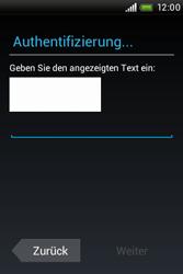 HTC A320e Desire C - Apps - Konto anlegen und einrichten - Schritt 13
