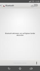 Sony D5103 Xperia T3 - Bluetooth - Geräte koppeln - Schritt 7