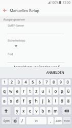 Samsung J510 Galaxy J5 (2016) - E-Mail - Konto einrichten - Schritt 12