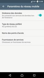 Sony Xperia XZ (F8331) - Réseau - Activer 4G/LTE - Étape 8
