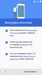 Sony Xperia Z5 Compact (E5823) - Android Nougat - Toestel - Toestel activeren - Stap 6