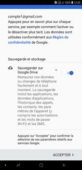 Samsung Galaxy J4+ - E-mails - Ajouter ou modifier votre compte Gmail - Étape 12