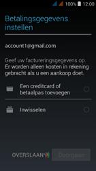 Acer Liquid Z520 - Applicaties - account instellen - Stap 17
