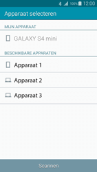 Samsung I9195i Galaxy S4 mini VE - Contacten en data - Contacten overzetten via Bluetooth - Stap 11