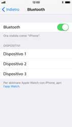 Apple iPhone 5s - iOS 11 - Bluetooth - Collegamento dei dispositivi - Fase 7