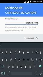 Alcatel U5 - Applications - Créer un compte - Étape 11