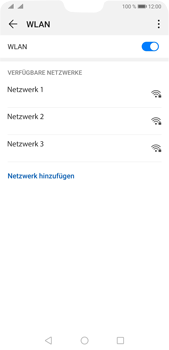 Huawei P20 Pro - Android Pie - WiFi - WiFi-Konfiguration - Schritt 6