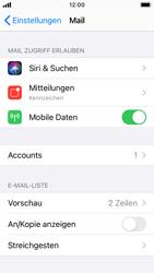 Apple iPhone SE - iOS 14 - E-Mail - Manuelle Konfiguration - Schritt 15