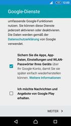 Sony Xperia Z5 Compact - Apps - Einrichten des App Stores - Schritt 16