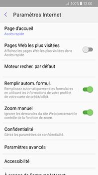 Samsung Galaxy A8 - Internet et roaming de données - Configuration manuelle - Étape 23