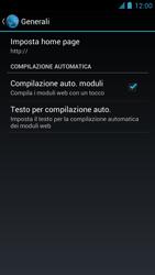 Alcatel One Touch Idol - Internet e roaming dati - configurazione manuale - Fase 26