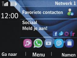 Nokia Asha 201 - Netwerk - gebruik in het buitenland - Stap 12