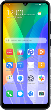 Huawei Y6P - Premiers pas - Configurer l
