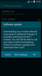 Samsung G900F Galaxy S5 - Device - Software update - Step 8