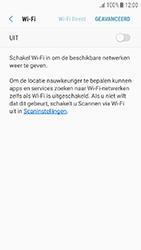 Samsung Galaxy J3 (2017) - wifi - handmatig instellen - stap 6