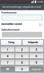 LG D320 L70 - e-mail - handmatig instellen - stap 15