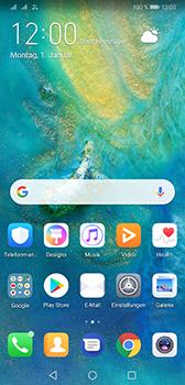 Huawei Mate 20 - Anrufe - Anrufe blockieren - Schritt 2