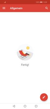 Huawei Mate 20 Lite - E-Mail - Konto einrichten (gmail) - Schritt 6