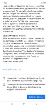 Samsung Galaxy A71 - Applications - Créer un compte - Étape 16