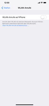 Apple iPhone XR - WiFi - WiFi Calling aktivieren - Schritt 6