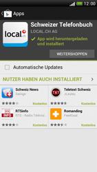 HTC One S - Apps - Installieren von Apps - Schritt 10