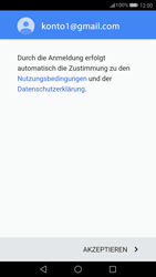 Huawei P10 - E-Mail - Konto einrichten (gmail) - Schritt 12
