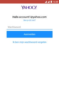 OnePlus 3 - Android Oreo - E-mail - Handmatig instellen (yahoo) - Stap 9