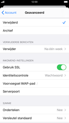 Apple iPhone 8 - iOS 13 - E-mail - e-mail instellen: IMAP (aanbevolen) - Stap 24
