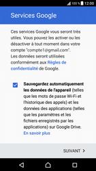 Sony Xperia XZ (F8331) - E-mails - Ajouter ou modifier votre compte Gmail - Étape 15