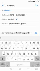 Huawei P10 - E-Mail - E-Mail versenden - 0 / 0