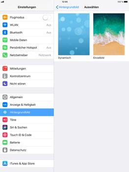 Apple iPad Mini 4 - iOS 11 - Hintergrund - 1 / 1