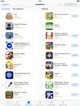 Apple iPad Retina iOS 7 - Applicazioni - Installazione delle applicazioni - Fase 5