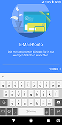Sony Xperia XZ2 Compact - E-Mail - Konto einrichten (yahoo) - Schritt 7