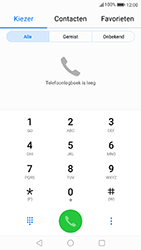 Huawei P8 Lite (2017) - voicemail - handmatig instellen - stap 3