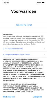 Apple iphone-xs-max-met-ios-13-model-a1921 - Instellingen aanpassen - Nieuw toestel instellen - Stap 26