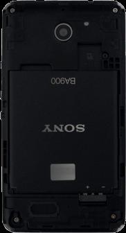 Sony Xperia E1 - SIM-Karte - Einlegen - 3 / 12