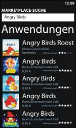Nokia Lumia 800 - Apps - Herunterladen - 16 / 18