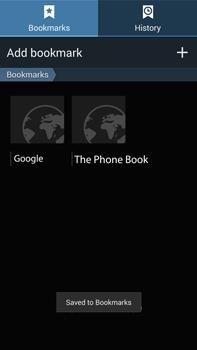 Samsung N9005 Galaxy Note III LTE - Internet - Internet browsing - Step 12