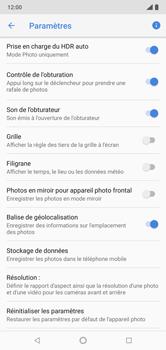Nokia 7.1 - Photos, vidéos, musique - Prendre une photo - Étape 8